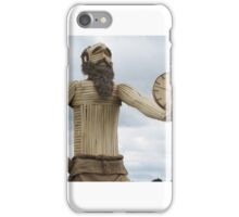 Father Time Structure iPhone Case/Skin