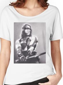 Conan the Barbarian Women's Relaxed Fit T-Shirt