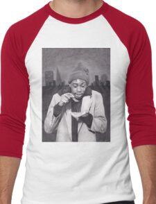 Tyrone Biggums (Dave Chappelle) in the Tenderloin Men's Baseball ¾ T-Shirt