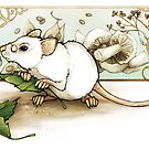 Wise Old Mouse by Kiri Moth