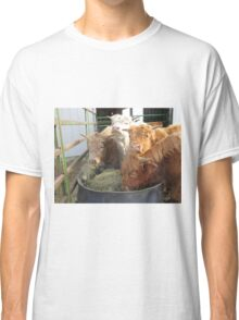 Gabriel, Rocky, Anthony, and Vincent  01 May 2015 Classic T-Shirt