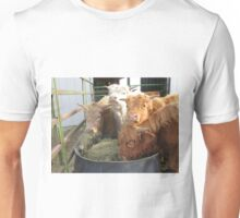 Gabriel, Rocky, Anthony, and Vincent  01 May 2015 Unisex T-Shirt