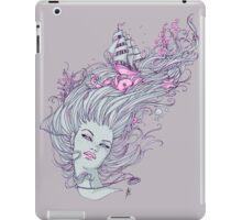 I Long for the Freedom of the Sea iPad Case/Skin