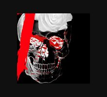 Trash polka skull Unisex T-Shirt