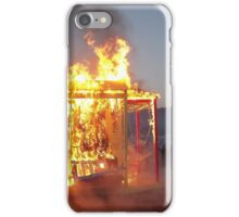 Alchemy: Temple Burning iPhone Case/Skin