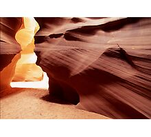 Antelope Canyon, Arizona Photographic Print