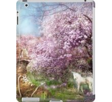 Once Upon A Springtime iPad Case/Skin