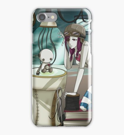Clockwork Doll  iPhone Case/Skin