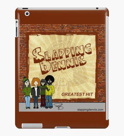 Slapping Dennis (Cover Art) iPad Case/Skin