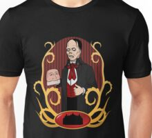 Erik, the Phantom (Gold) Unisex T-Shirt