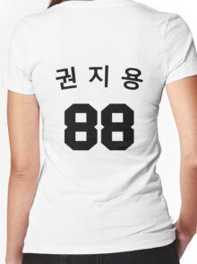 G-Dragon 1.0 Women's Fitted V-Neck T-Shirt