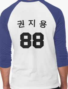 G-Dragon 1.0 Men's Baseball ¾ T-Shirt