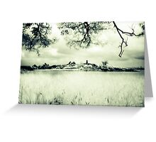 By the Thousand Islands (IR) Greeting Card