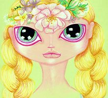 Pretty Spring Girl by Nalinne Jones