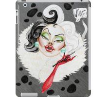 Woof! iPad Case/Skin