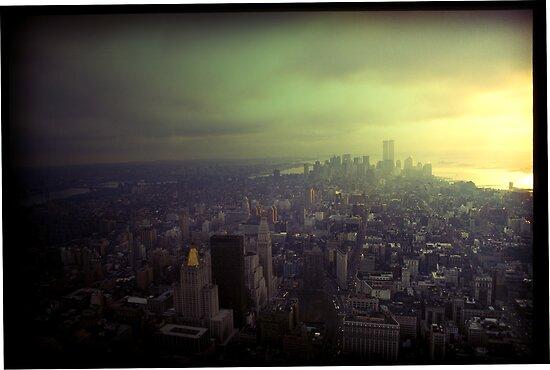 New York City, New York by Jeff Hathaway