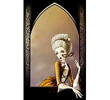 A Lady of the Court Photographic Print