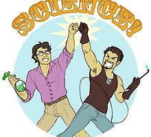 Science Bros. by Lauren Bennett