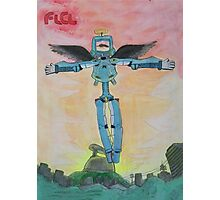 Canti High In The Sky Photographic Print
