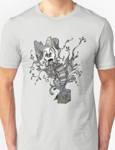 Jack In The Box, Gray Unisex T-Shirt