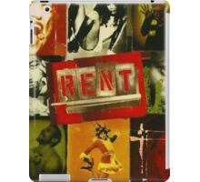 RENT The Musical  iPad Case/Skin