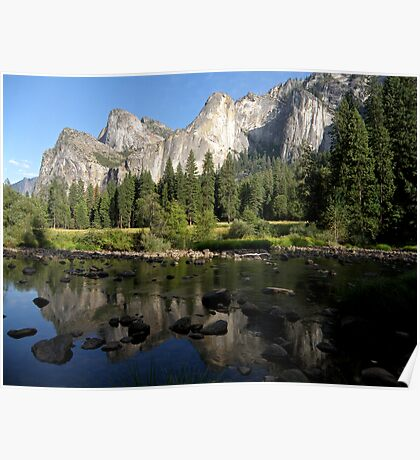 Heaven on Earth ~ Yosemite Poster