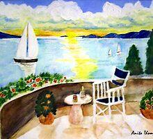 Sailing by AnitaJean