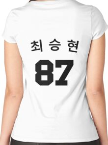 T.O.P 1.0 Women's Fitted Scoop T-Shirt