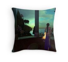 Goddess Seeker #1 Throw Pillow
