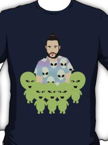 FERRAS Alien King T-Shirt
