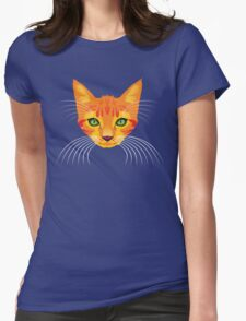 orange cat tee T-Shirt