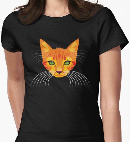 orange cat tee T-Shirt