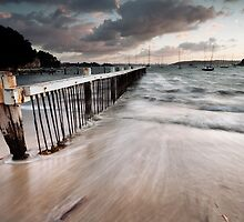 Little Manly Cove, Australia by Lee Duguid