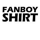 FanBoy Shirt - Black by Tanya  Beeson