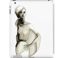 Peasant Girl iPad Case/Skin