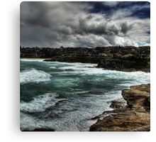 Two Sisters Canvas Print