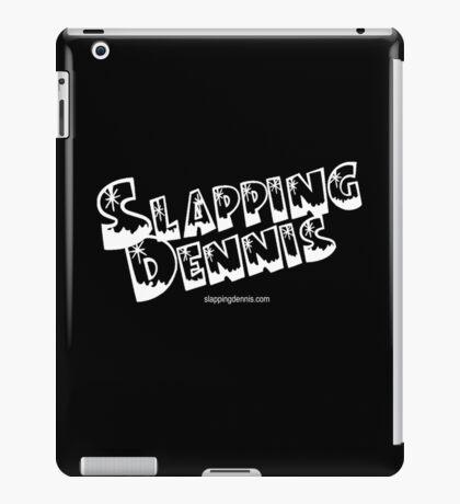 Slapping Dennis (White Logo) iPad Case/Skin