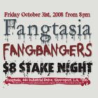 Fangtasia Fangbangers Stake Night by Adriana Owens
