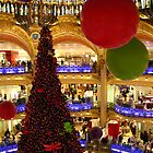 Galeries Lafayette Christmas decorations by parischris