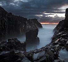 Raging Dawn by David Haworth