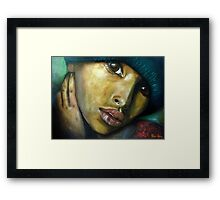 Golden Boy Framed Print