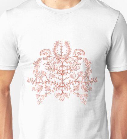 Ukrainian traditional symbol the tree of life Unisex T-Shirt