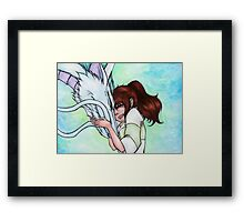 I Knew You Were Good! Framed Print