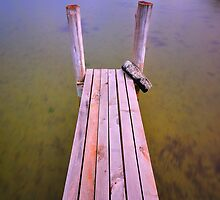The Jetty by Garth Smith