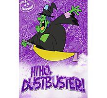 Halloween Poster 2009 - Hi Ho Dustbuster Photographic Print