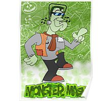 Halloween Poster 2009 - Monster Mash Poster