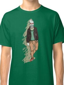 man in fashion clothes Classic T-Shirt