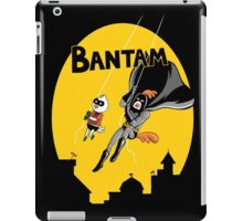 The Adventures of Bantam and Little Pecker iPad Case/Skin
