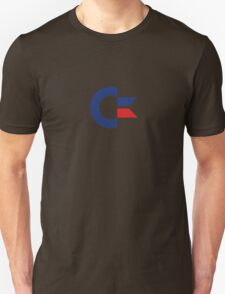 commodore logo Unisex T-Shirt