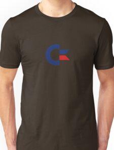 commodore logo Unisex T-Shirt
